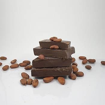 Aroha Bitter Çikolata Kuvertürü % 72 Kakao - 200-400-800 Gr. Seçenekleri İle.