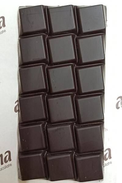 Þeker Ýlavesiz Stevialý %80 Bitter Çikolata (Ketojenik)