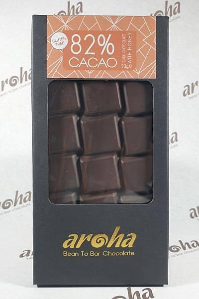 Single Origin Ghana- Þeker Ýlavesiz Ballý Çikolata. %82 Kakao