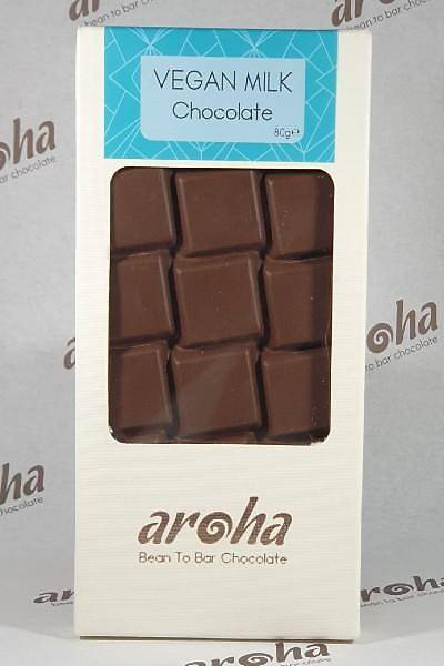 Vegan Sütlü Çikolata - Organik Hindistan Cevizi Sütü - 6 Adet