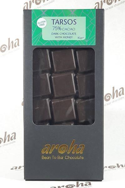 Tarsos - %75 Kakao, Ballý ve Kaynar Baharatlý Çikolata - 6 lý Paket