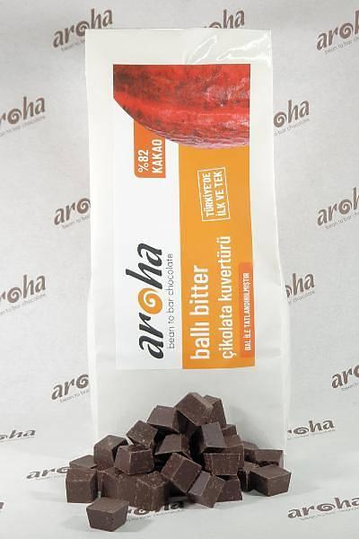 %82 Kakao - Ballý Bitter Çikolata Kuvertürü  500 GR / 2 KG seçenekleri ile
