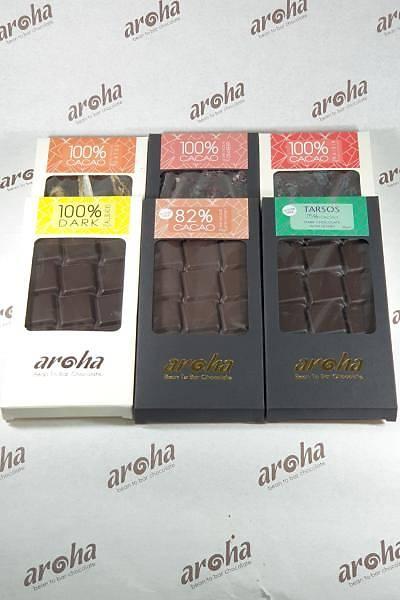 Çikolata Þeker Ýlavesiz Seri - % 100 Kakao 6 lý Paket