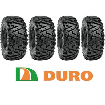 DURO 25x8.00-12 DI-2025 ve 25x10.00-12 DI-2025 ATV Lastik Seti