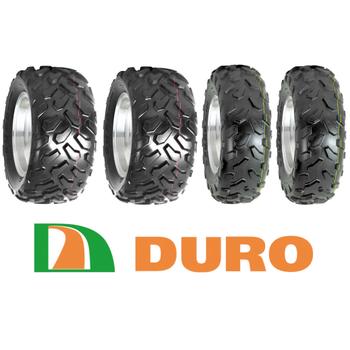 DURO 25x8.00-12 DI-K911 ve 25x10.00-12 DI-K591 ATV Lastik Seti