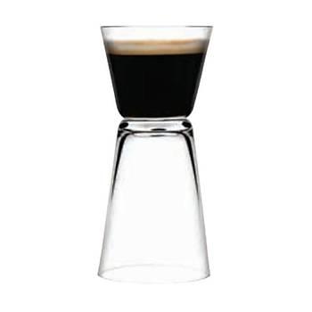 Paþabahçe Nude Premium Single / Double Espresso Bardaðý 3 adet