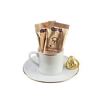 Elsanat Naturel Kahve Seti Kurumsal Hediye