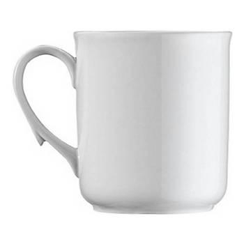 Kütahya Porselen Ent Kupa Mug 270cc 6 Adet