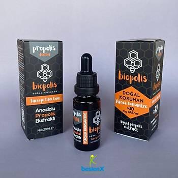 Propolis damla - Yüksek Konsantre (% 30) 20 ml
