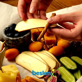 Dilimli Ýsli Abhaz  Füme Peyniri 200 Gram