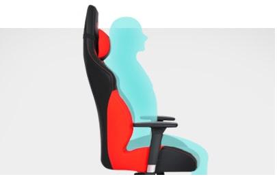 XDrive TUFAN Profesyonel Sarý Oyuncu Koltuðu Gamemar da