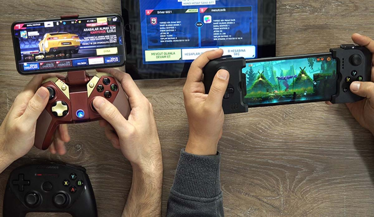 gamepad ile oynanan oyunlar