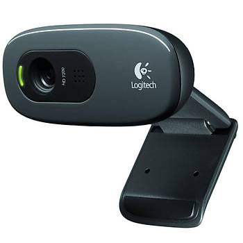 LOGITECH C270 HD WEBCAM 960-001063