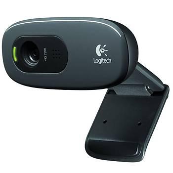 Logitech C270 HD 960-001063 Webcam - Kamera