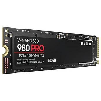 Samsung 980 PRO 500GB M.2 Nvme  MZ-V8P500BW