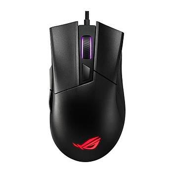 Asus P507 ROG Gladius II Core Aura Sync RGB Oyuncu Mouse