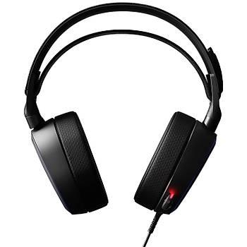SteelSeries Arctis Pro + GameDAC Hi-Res Oyuncu Kulaklýðý - Siyah