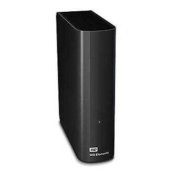 WD 3.5 6TB Elements WDBWLG0060HBK Siyah