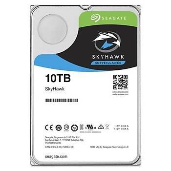 Seagate SKYHAWK 3,5 10TB 256MB 7200 ST10000VE0008