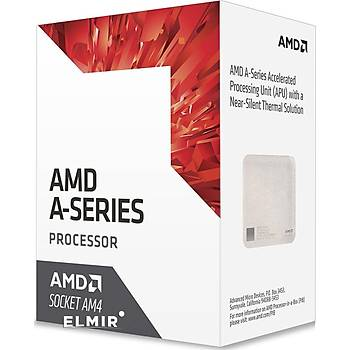 Amd X4 950 3.5GHz 2MB AM4 65W 4 CORE AD950XAGABBOX
