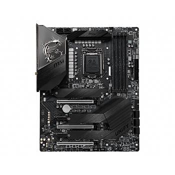 MSI MEG Z490 UNIFY SOKET 1200 DDR4 4800 (OC) PCI-E Gen 4 M.2 USB3.2 1x 2.5G LAN Wi-Fi 6 ATX