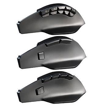 RUSH BOLD RM878 10.000 DPI RGB MAKRO OYUNCU Gaming Mouse