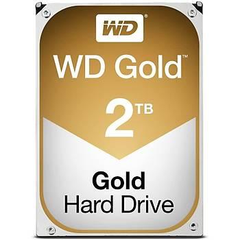 WD GOLD 3.5 SATA III 6Gb/s 7200 RPM 2 TB 128MB Enterprise WD2005FBYZ