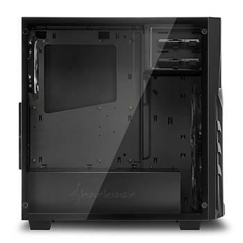 Sharkoon DG7000-G RGB 3 Fanlý Gaming Kasa
