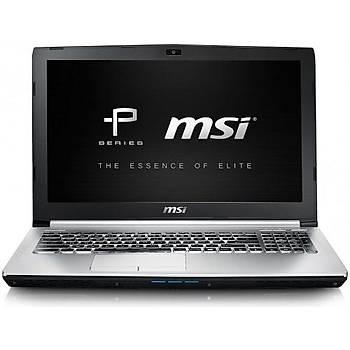 Msi NB PE60 6QE-407XTR I7-6700HQ 8GB DDR4 GTX960M GDDR5 2GB 1TB 7200RPM 15,6 FHD DVD Dos Dizüstü Bilgisayar