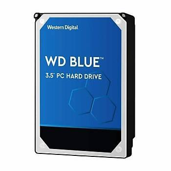 WD Blue 3.5 SATA III 6Gb/s 6TB 64MB WD60EZAZ