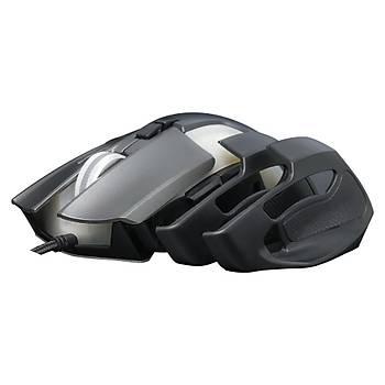 Rush Topaz RM84 10000 Dpý RGB 6d Makro Pro Oyuncu Mouse