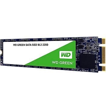 Western Digital Green SSD 240GB 3D NAND M2 540MB/s-465MB/s WDS240G2G0B