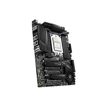 Msi TRX40 Pro 10G Ryzen Threadripper 3.Nesil DDR4 4666(OC)USB3.2 10 Gigabit Lan Atx Anakart