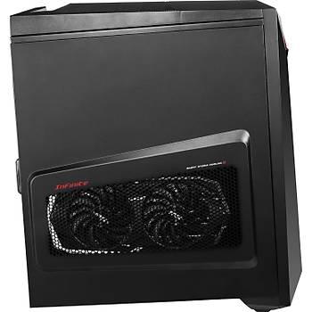 MSI PC INFINITE X PLUS 9SF-447TR I9-9900K 64GB DDR4 1TB (512GB x2 RAID) SSD+2TB 7200RPM HDD RTX2080TI GDDR6 11GB W10 DVD