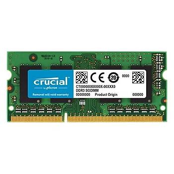 Crucial NTB 8GB 1600MHz DDR3L 1.35v CT102464BF160B