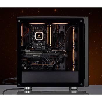 CORSAIR CMW16GX4M2C3200C16-TUF 16GB (2x8GB) DDR4 3200 MHz C18 VENGEANCE RGB BLACK DIMM BELLEK