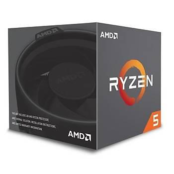 AMD Ryzen 5 2600 3.4/3.9GHz AM4 - MPK