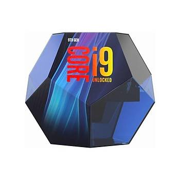 INTEL i9 9900K 5.00GHz 16M FCLGA1151 ISLEMCI FANSIZ BOX