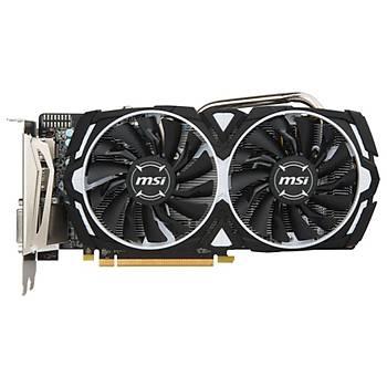MSI RX570 Armor OC 4GB GDDR5 256Bit AMD Radeon DX12 Ekran Kartý