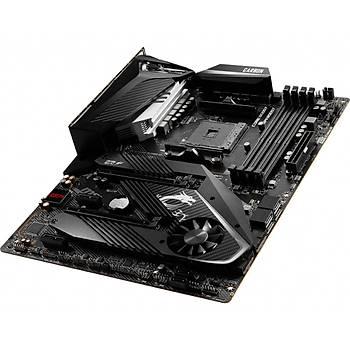 MSI MPG X570 GAMING PRO CARBON WIFI AM4 DDR4 4400MHZ (OC) 2x M.2 USB 3.2 HDMI RGB ATX