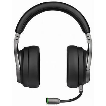 Corsair CA-9011180-EU VIRTUOSO RGB SE 7.1 Kablosuz Oyuncu Kulaklýðý Siyah