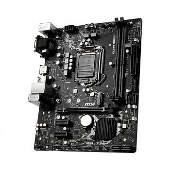 MSI H310M PRO-M2 PLUS SOKET 1151 DDR4 2666 DVI VGA HDMI M.2 USB3.1 mATX WIN7 WIN10