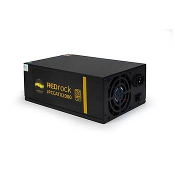 Redrock 2000W JPCCATX2000 Mining Güç Kaynaðý/Power Supply