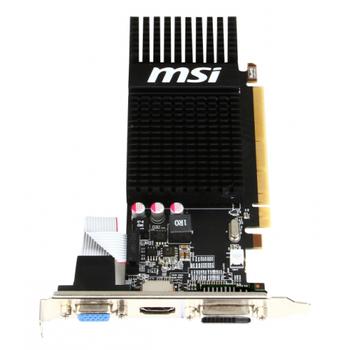 MSI VGA R5 230 2GD3H LP R5230 2GB DDR3 64B DX12 PCIE 3.0 X16 (1XVGA 1XDVI 1XHDMI)
