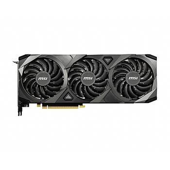 MSI GeForce RTX 3070 GAMING X TRIO 8GB GDDR6 256 Bit Ekran Kartý
