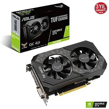 Asus Tuf-GTX1650S-O4G Gaming 4GB 128Bit GDDR6 Ekran Kartý
