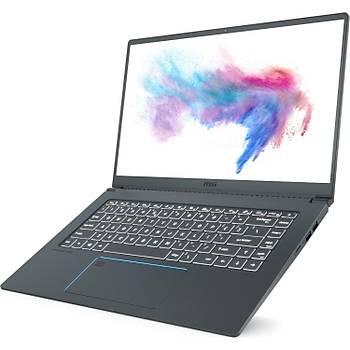 Msi NB Prestige 15 A10SC-251TR I7-10710U 64GB DDR4 GTX1650 GDDR5 4GB 1TB SSD 15.6 UHD Windows10 Dizüstü Bilgisayar