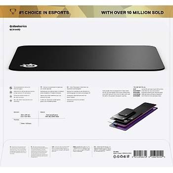 SteelSeries QcK Hard Surfaces (Sert Yüzey) Oyuncu Mousepad