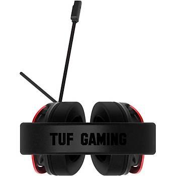 Asus Tuf Gaming H3 7.1 Red Oyuncu Kulaklýðý Pc Mac PS4 Nintendo Switch Mobil ve XBox One Uyumlu