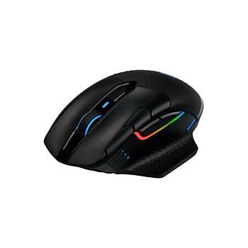 Corsair CH-9315411-EU Dark Core RGB Pro Kablosuz Sarj 18.000 Dpi Kablosuz Oyuncu Mouse